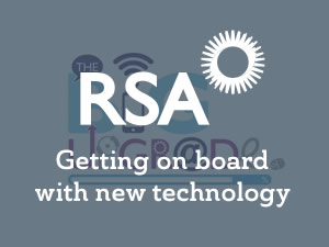 RSA: Getting on board with new technology